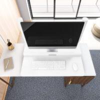 Winston-E-Desk-White-Top-Down-Detail