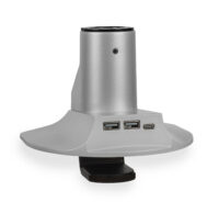 CHG-CAP-1-SI-With Mount-Side Profile